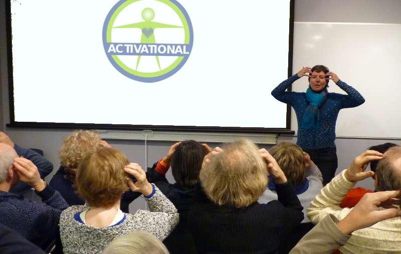 stress presentatie Kristel Van Doorslaer